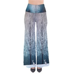 Winter Wintry Snow Snow Landscape Pants by Celenk