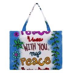 Christian Christianity Religion Medium Tote Bag by Celenk