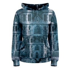 Church Stone Rock Building Women s Pullover Hoodie