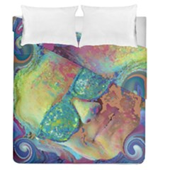 Holi Duvet Cover Double Side (queen Size)