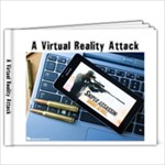 A Virtual Reality Attack - 6x4 Photo Book (20 pages)
