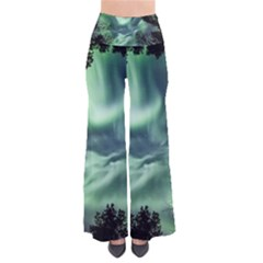 Northern Lights In The Forest Pants by Ucco