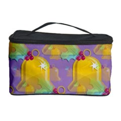 Seamless Repeat Repeating Pattern Cosmetic Storage Case by Celenk