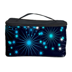 Wallpaper Background Abstract Cosmetic Storage Case by Celenk