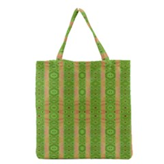 Seamless Tileable Pattern Design Grocery Tote Bag by Celenk