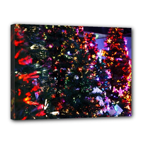 Abstract Background Celebration Canvas 16  X 12  by Celenk