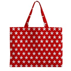 Star Christmas Advent Structure Zipper Mini Tote Bag by Celenk