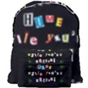 Santa s note Giant Full Print Backpack View1
