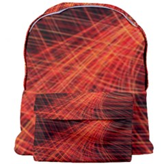 A Christmas Light Painting Giant Full Print Backpack by Celenk