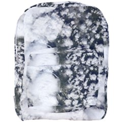 Earth Right Now Full Print Backpack by Celenk