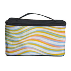 Art Abstract Colorful Colors Cosmetic Storage Case by Celenk