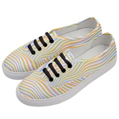 Art Abstract Colorful Colors Women s Classic Low Top Sneakers by Celenk