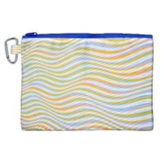 Art Abstract Colorful Colors Canvas Cosmetic Bag (xl) by Celenk