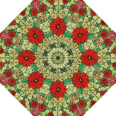 Calsidyrose Groovy Christmas Folding Umbrellas by Celenk
