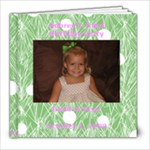 Aubrey s 3rd Birthday - 8x8 Photo Book (20 pages)