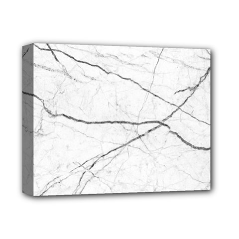 White Background Pattern Tile Deluxe Canvas 14  X 11  by Celenk