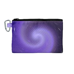 Spiral Lighting Color Nuances Canvas Cosmetic Bag (medium) by Celenk