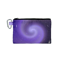 Spiral Lighting Color Nuances Canvas Cosmetic Bag (small) by Celenk