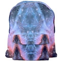 Sacred Geometry Mandelbrot Fractal Giant Full Print Backpack by Celenk