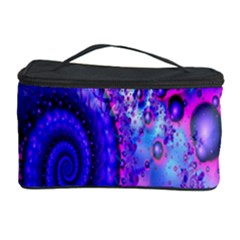 Fractal Fantasy Creative Futuristic Cosmetic Storage Case by Celenk