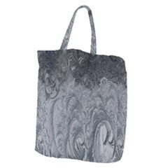 Abstract Art Decoration Design Giant Grocery Zipper Tote by Celenk