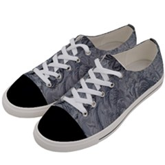 Abstract Art Decoration Design Women s Low Top Canvas Sneakers by Celenk