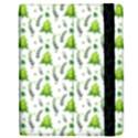 Watercolor Christmas Tree Apple iPad Mini Flip Case View2