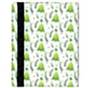 Watercolor Christmas Tree Apple iPad Mini Flip Case View3