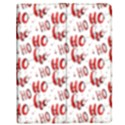 Ho Ho Ho Santaclaus Christmas Cheer Apple iPad Mini Flip Case View1