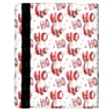 Ho Ho Ho Santaclaus Christmas Cheer Apple iPad Mini Flip Case View3