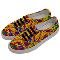 Homouflage Gay Stealth Camouflage Women s Classic Low Top Sneakers by PodArtist