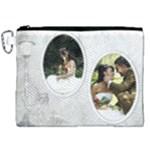 Love Canvas Cosmetic Bag (XXL)