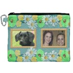 Our Family Canvas Cosmetic Bas (XXL) - Canvas Cosmetic Bag (XXL)