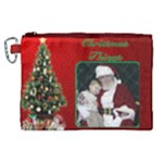 Christmas things 2 Canvas Cosmetic Bag (XL)
