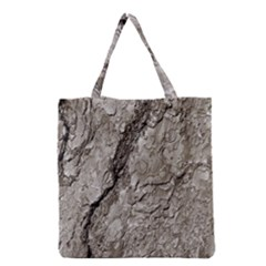 Tree Bark A Grocery Tote Bag by MoreColorsinLife