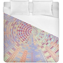 Gateway To Thelight Pattern  Duvet Cover (king Size)