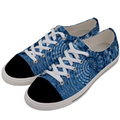 Gateway To Thelight Pattern 5 Women s Low Top Canvas Sneakers by Cveti