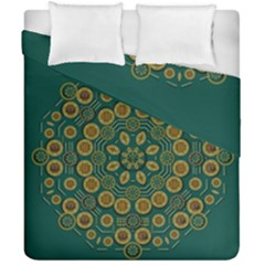 Snow Flower In A Calm Place Of Eternity And Peace Duvet Cover Double Side (california King Size) by pepitasart
