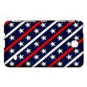 Patriotic Red White Blue Stars Samsung Galaxy Tab 4 (8 ) Hardshell Case  View1