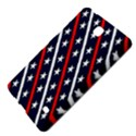 Patriotic Red White Blue Stars Samsung Galaxy Tab 4 (8 ) Hardshell Case  View4