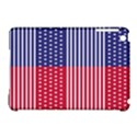 American Flag Patriot Red White Apple iPad Mini Hardshell Case (Compatible with Smart Cover) View1
