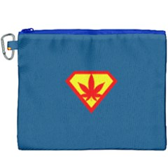 Super Dealer Canvas Cosmetic Bag (xxxl) by PodArtist