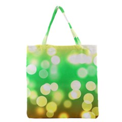Soft Lights Bokeh 3 Grocery Tote Bag