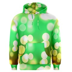 Soft Lights Bokeh 3 Men s Pullover Hoodie