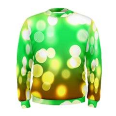 Soft Lights Bokeh 3 Men s Sweatshirt