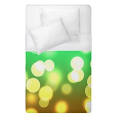 Soft Lights Bokeh 3 Duvet Cover (Single Size)