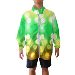 Soft Lights Bokeh 3 Wind Breaker (Kids)