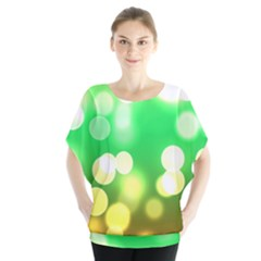 Soft Lights Bokeh 3 Blouse