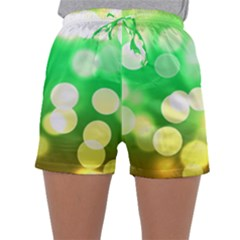 Soft Lights Bokeh 3 Sleepwear Shorts