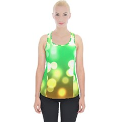 Soft Lights Bokeh 3 Piece Up Tank Top